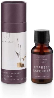 Illume Cypress Lavender Oil