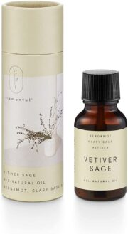 Illume Vetiver Sage Oil