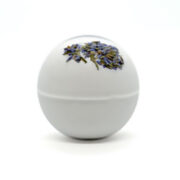 Image of Woods & Meadow CBD Lavender Bath Bomb