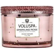 Sparkling Rose Candle