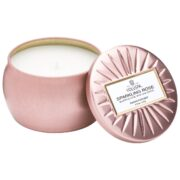 Sparkling Rose Mini Candle